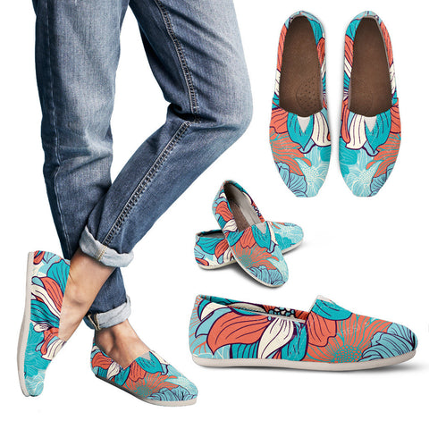 Tropical Island Women's Espadrille Shoes