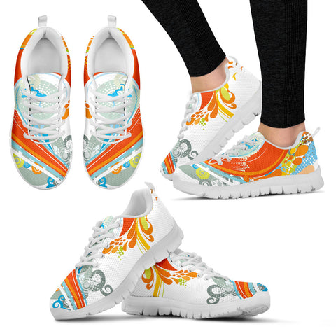 Catch The Wave Women's Designer Running Shoes