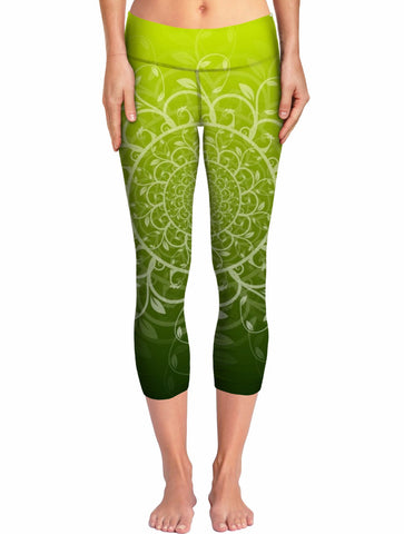 Mother Earth's Circle Yoga Pants