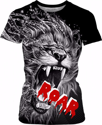 Hear Me ROAR! Women's T-Shirt