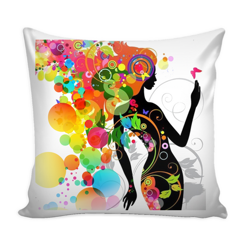 Home Decor Pillow Covers - Goddess
