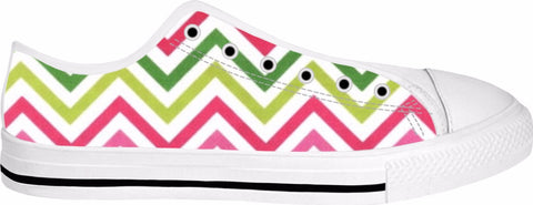 Dainty Angles Low Top Sneakers