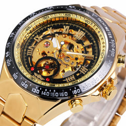 Men's Automatic Wind Mechanical Watches
