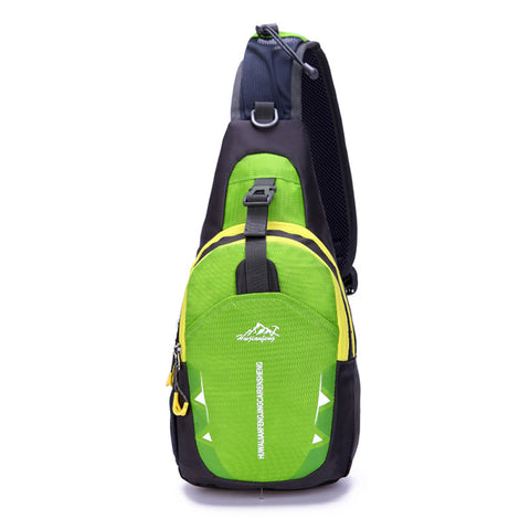 Crossbody Shoulder Waterproof Sport Backpack