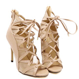 Rome Gladiator High Heels Sandals
