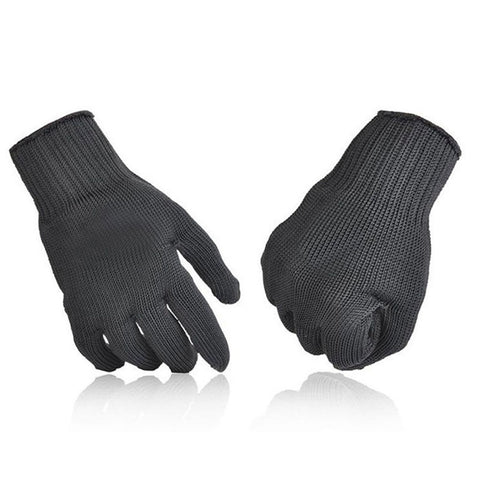 Stainless Steel Mesh Wire Safety Gloves