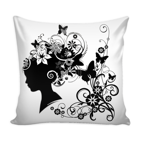 Home Decor Pillow Covers - Mother Nature