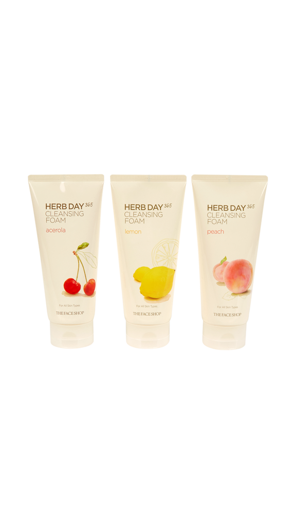 Herb Day 365 Cleansing Foam (15% OFF)