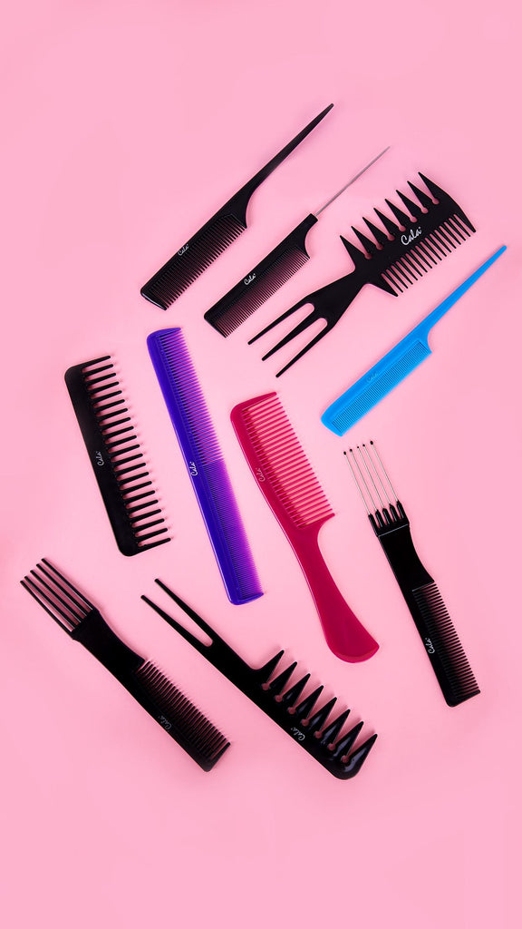 10 Piece Comb Set