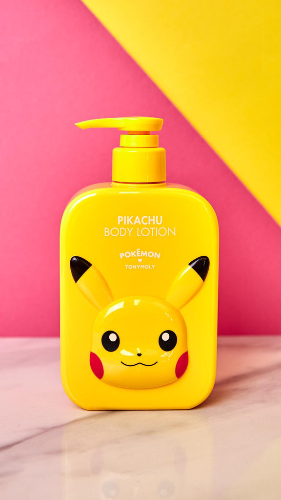 Pikachu Body Lotion