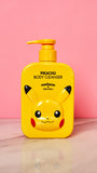 Pikachu Body Cleanser