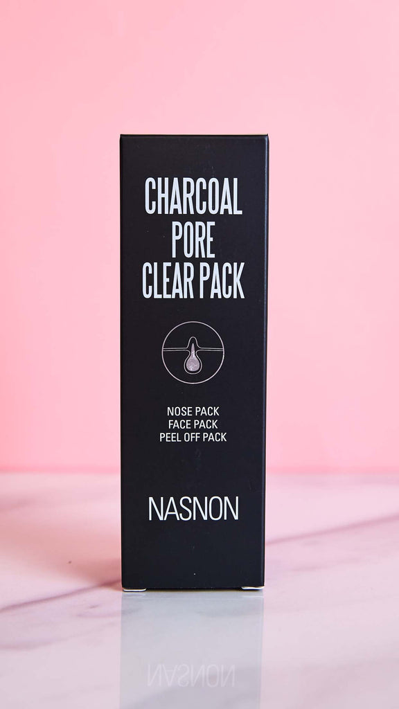 Charcoal Pore Clear Peel-Off Pack