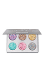 Glitter Bar 6-Color Sequin Palette
