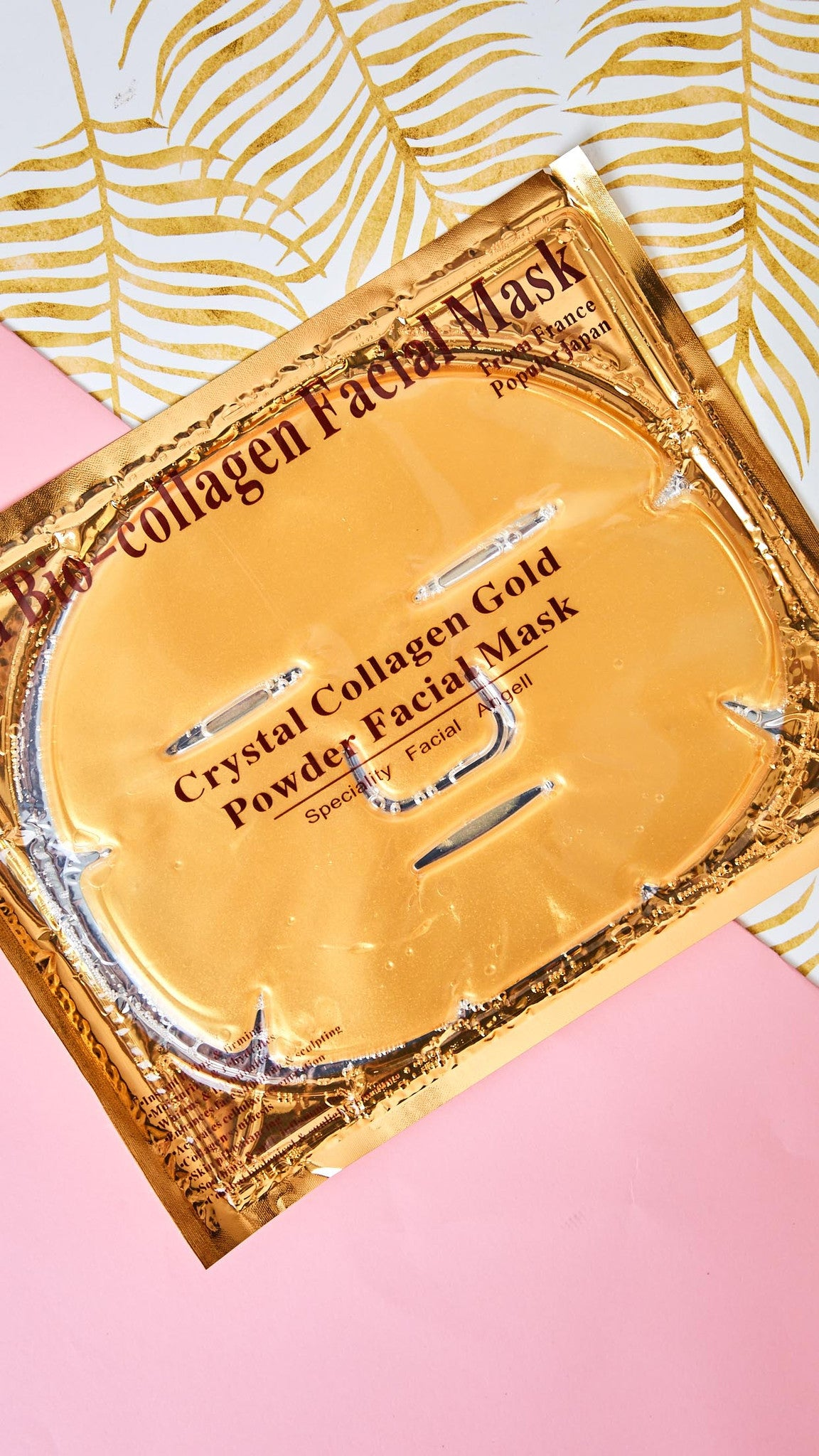 24K Gold Face Mask