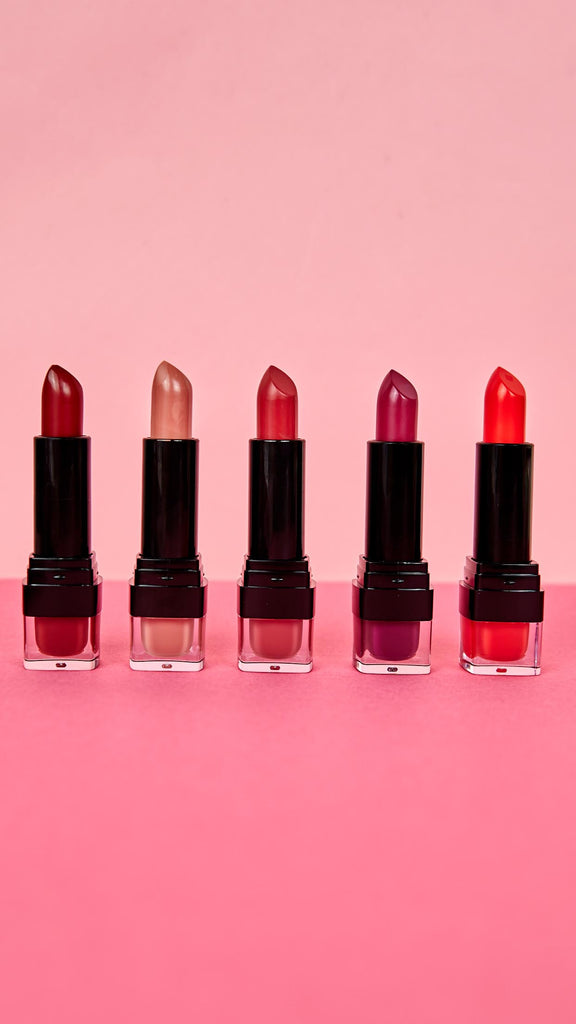 "The ""In"" Crowd Top 5 Creamy Lipstick Color Set"
