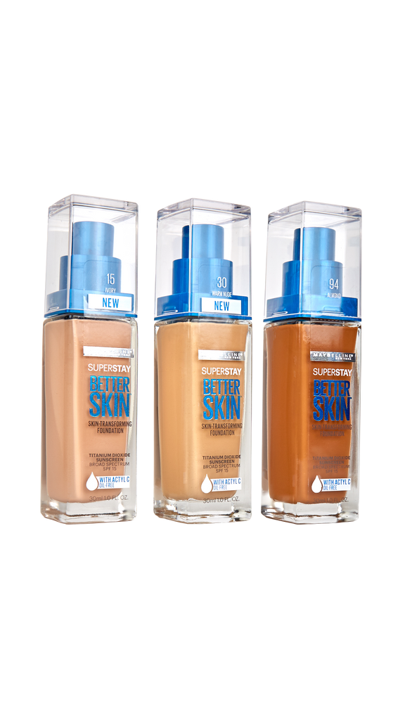 Better Skin Foundation