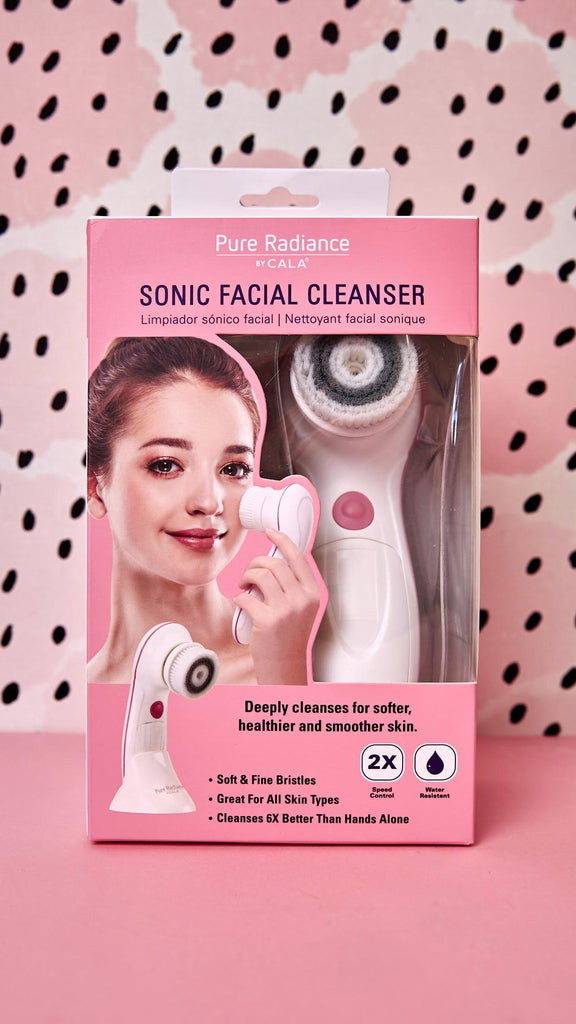 Sonic Facial Cleanser