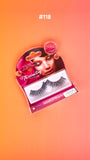 Human Hair False Lashes