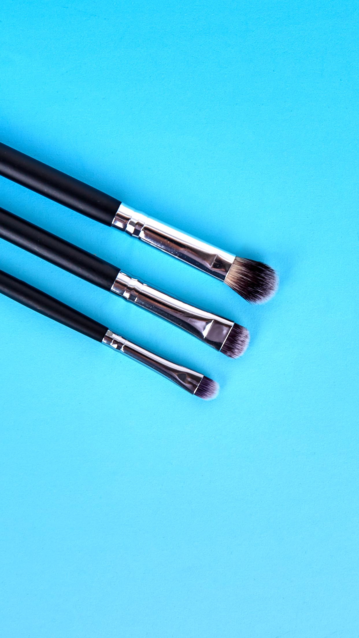 Crown Deluxe Eye Brushes