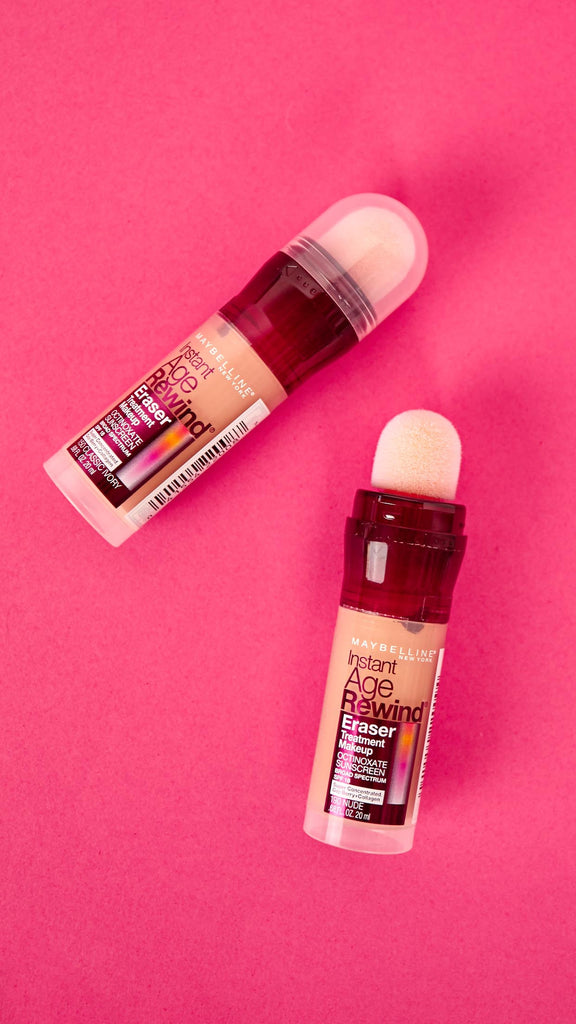 Instant Age Rewind Eraser Treatment Foundation