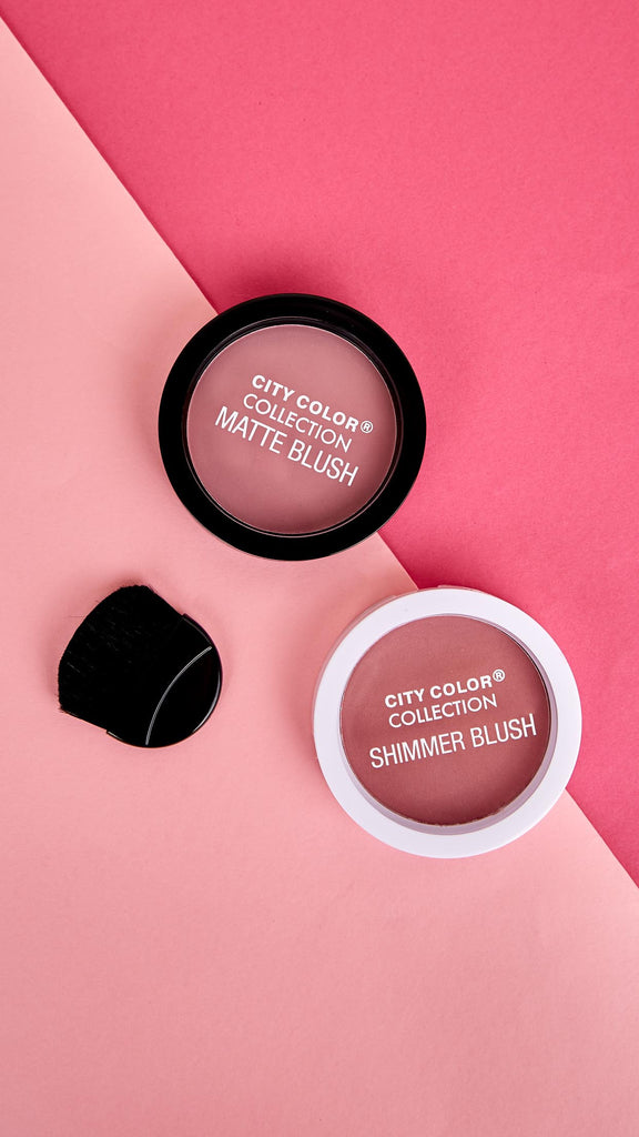 To Matte Or Not To Matte Blush Set