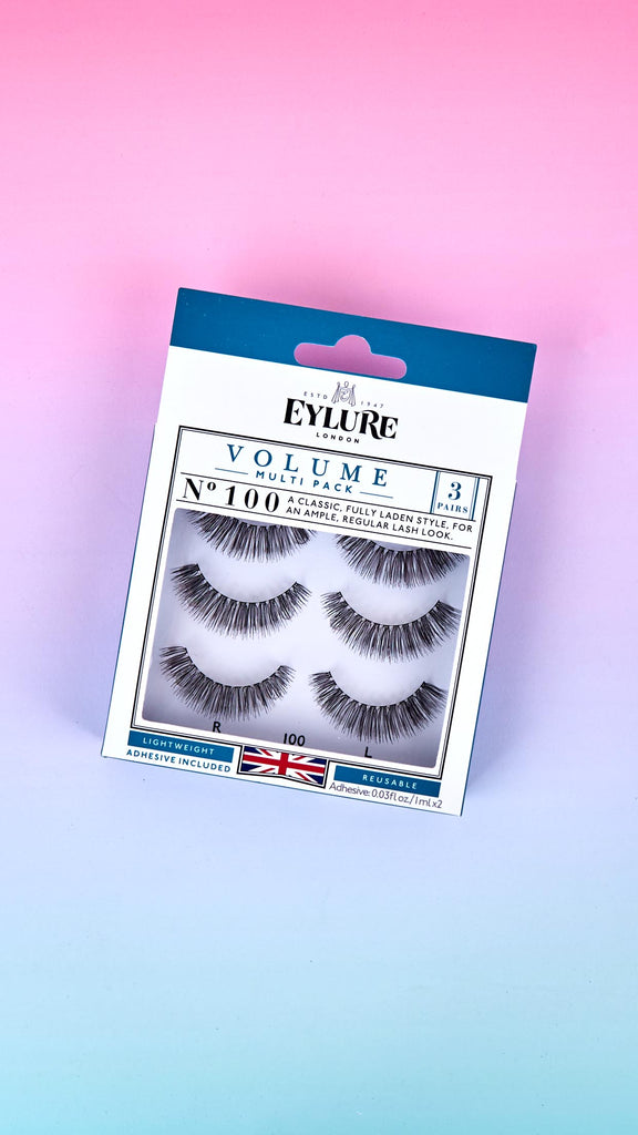 Volume Lash 100 (Set of 3)