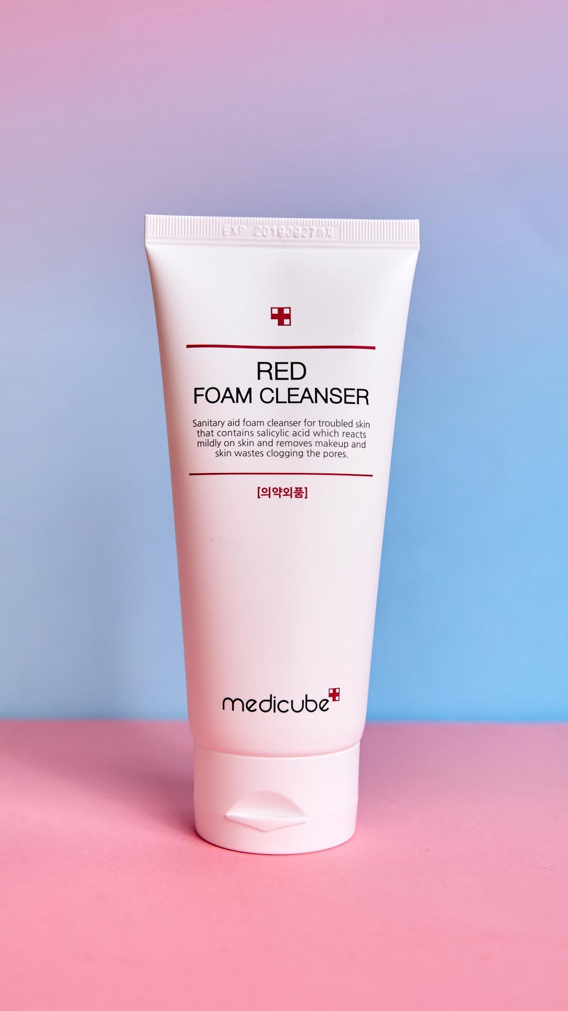 Red Foam Cleanser