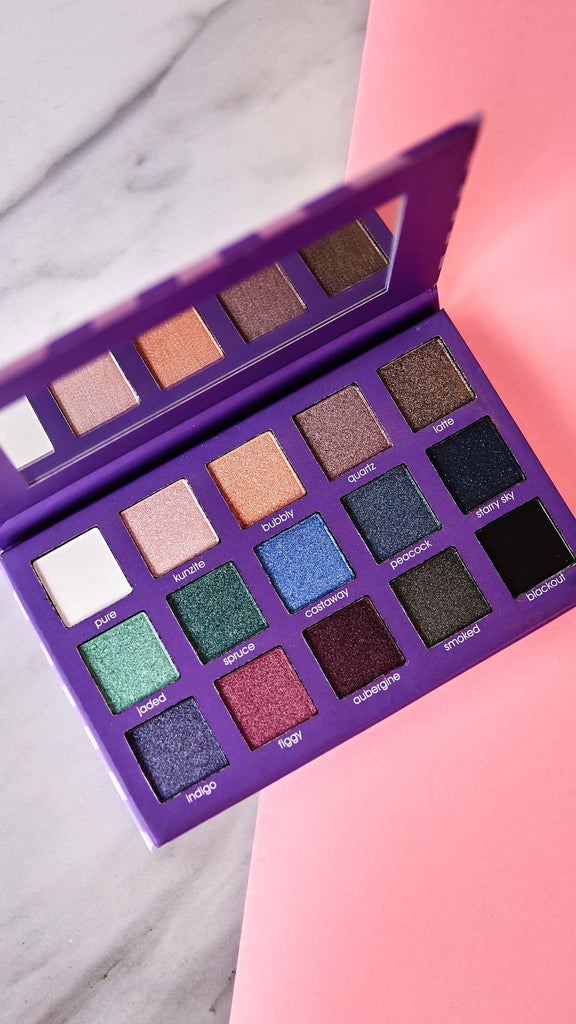 Space Eyeshadow Palette