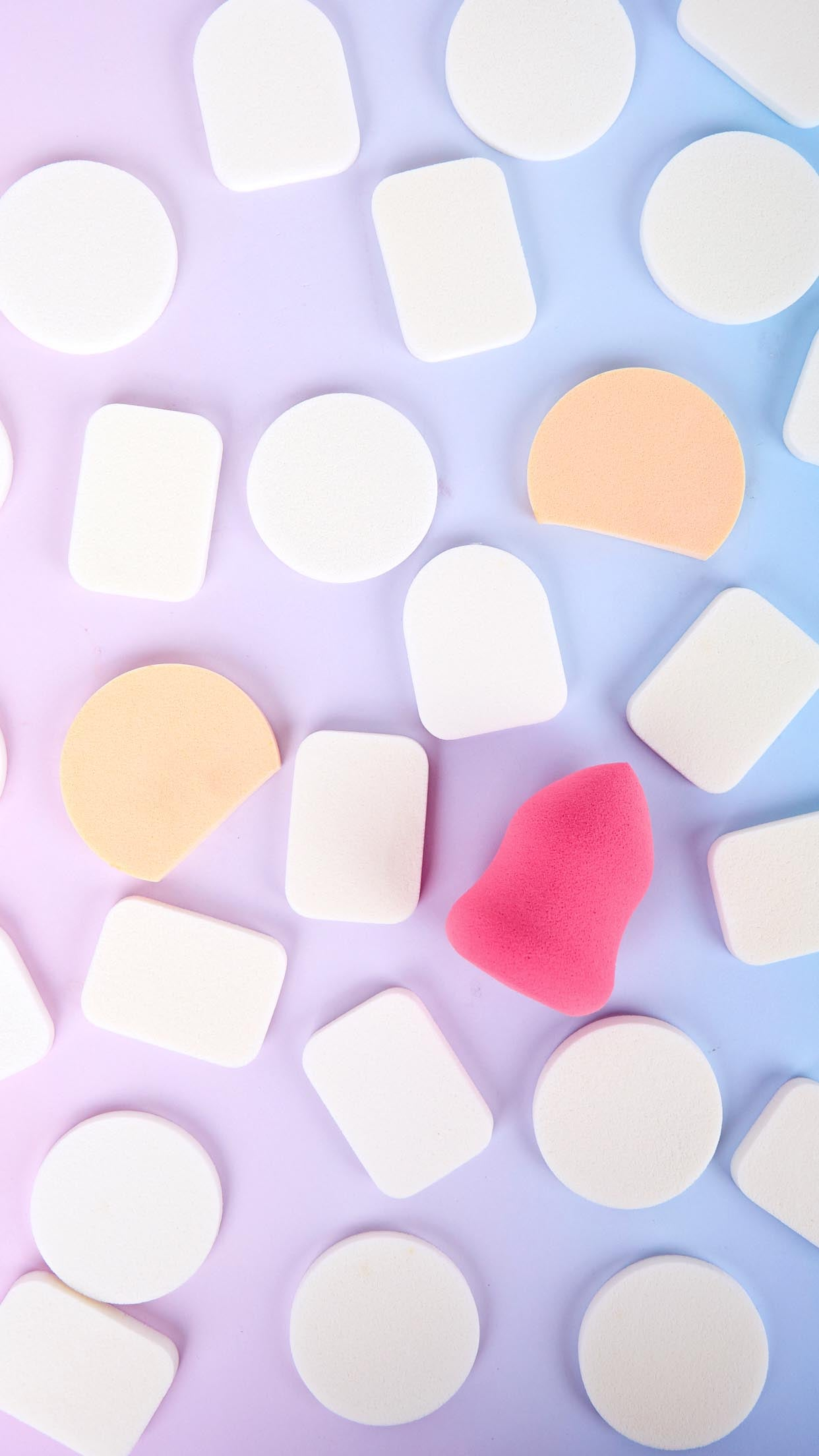 Cosmetic Sponge Assortment Pack
