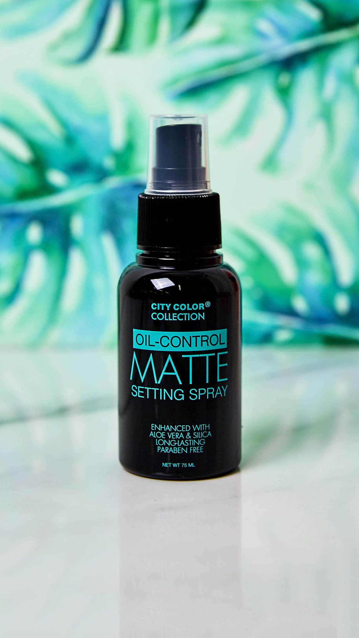 Oil-Control Matte Setting Spray