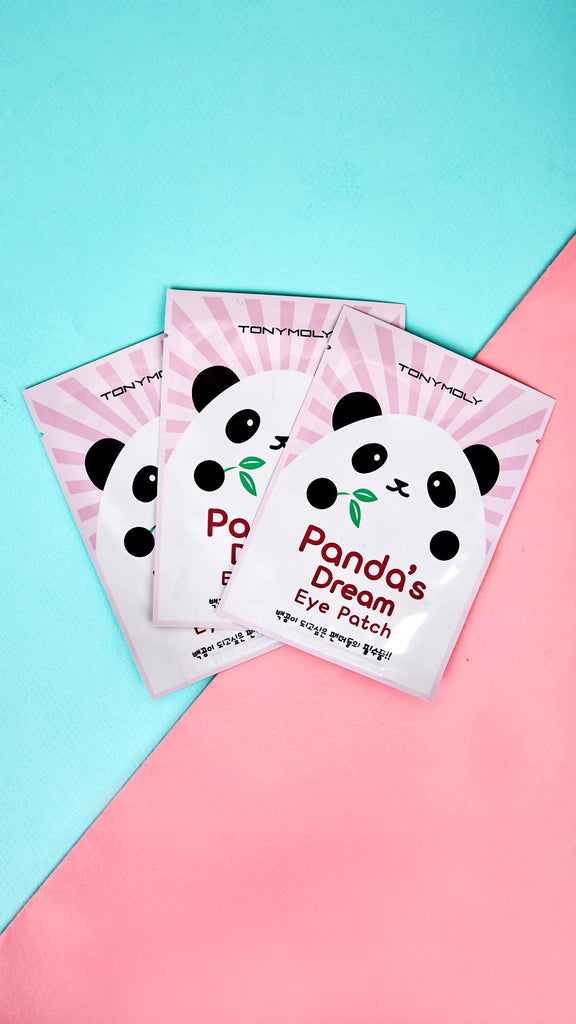 Panda's Dream Eye Patch (Pack of 3)