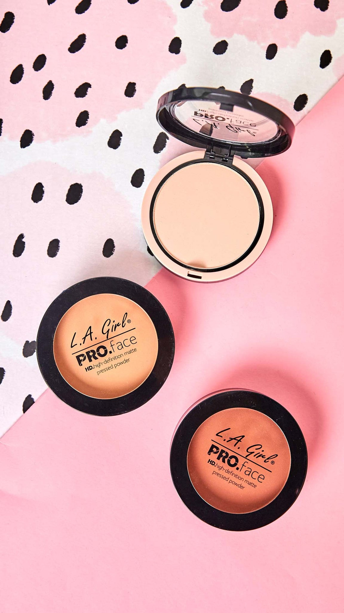 Pro Face Pressed Powder
