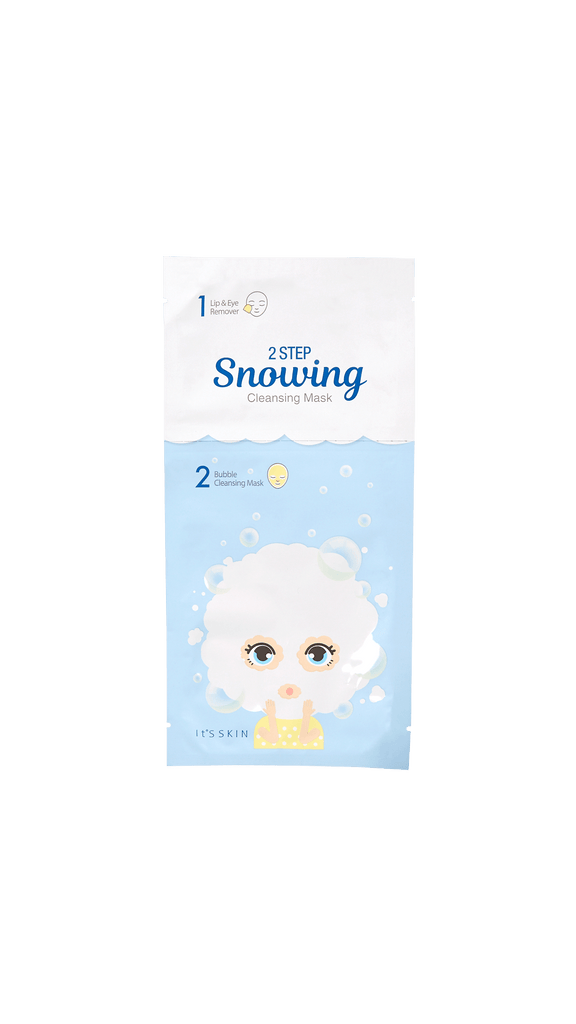2 Step Snowing Cleansing Mask