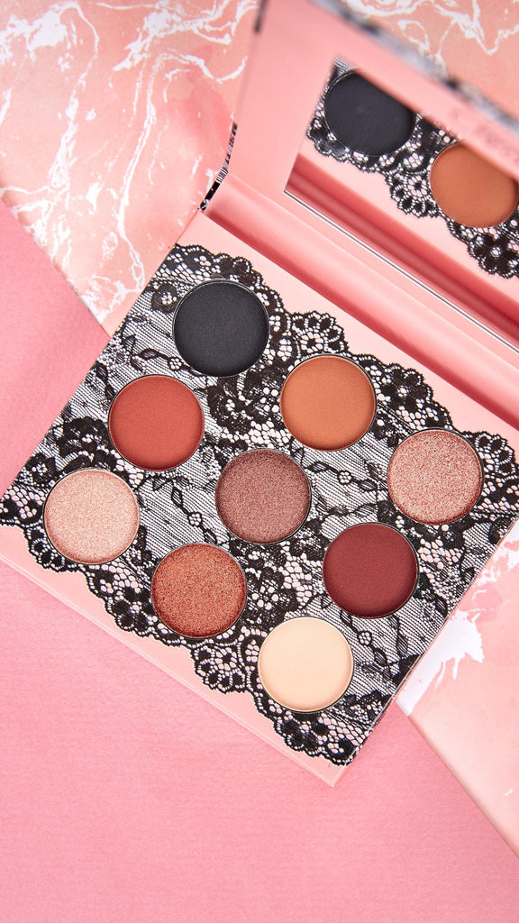 Boudoir Eyeshadow Palette (Cheeky)