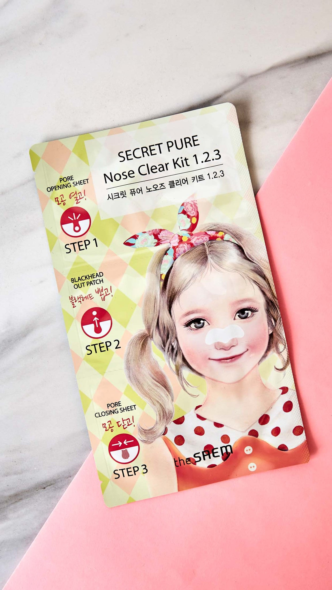 Nose Clear Kit 1.2.3