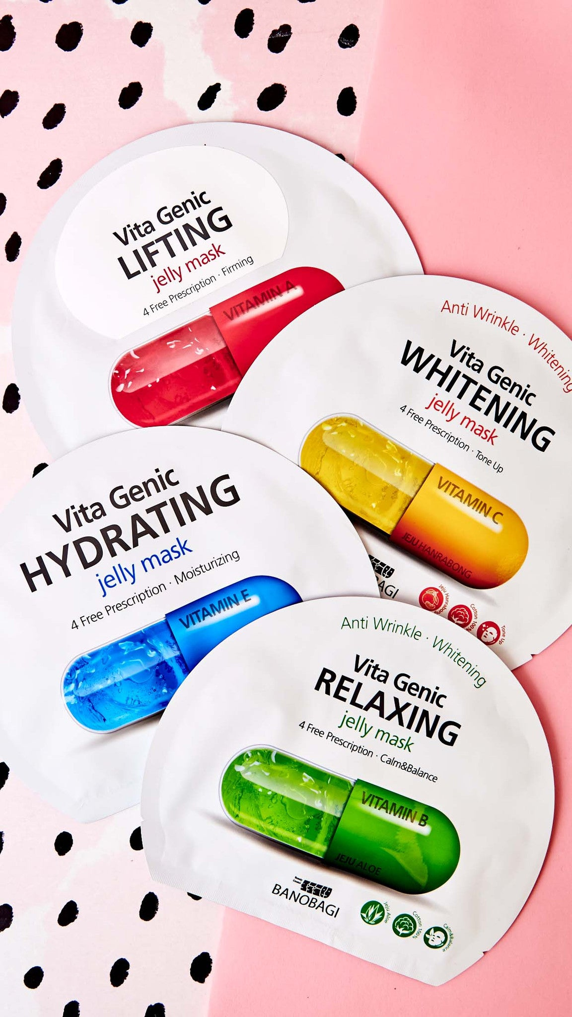 Vita Genic Jelly Mask