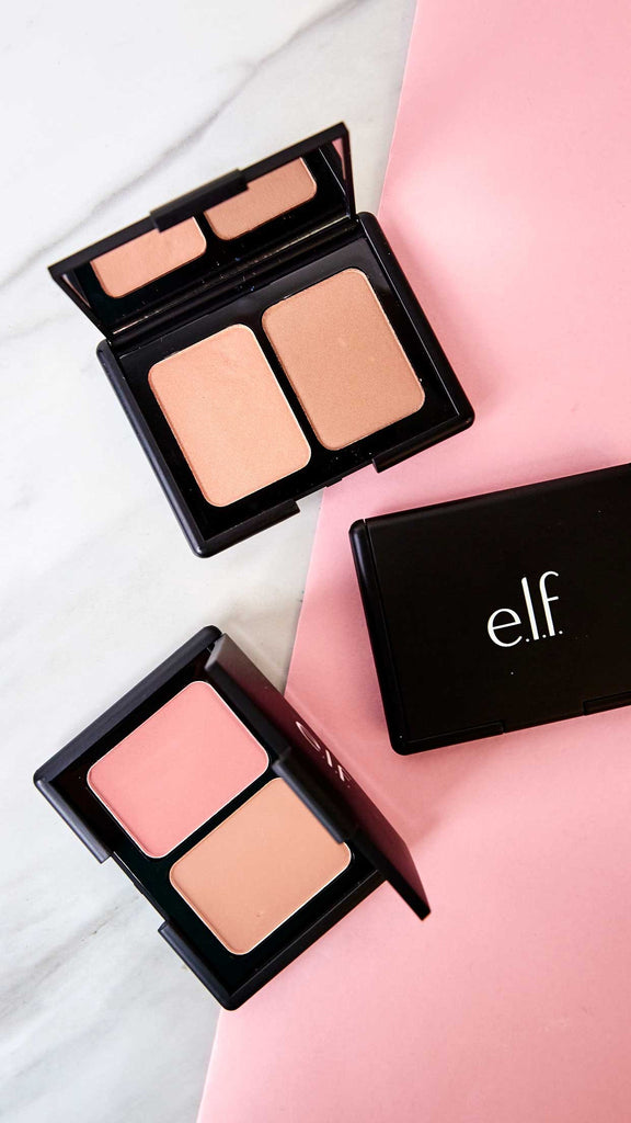 Contouring Blush & Bronzer Powder