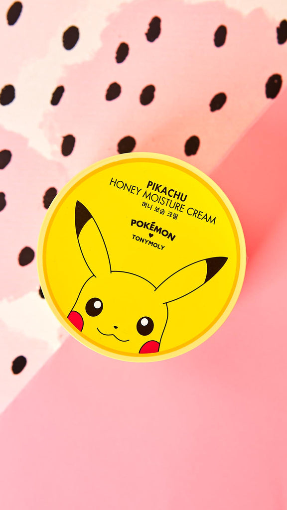 Pikachu Honey Moisture Cream