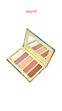 Natural Color Dimensional Highlighting Palette