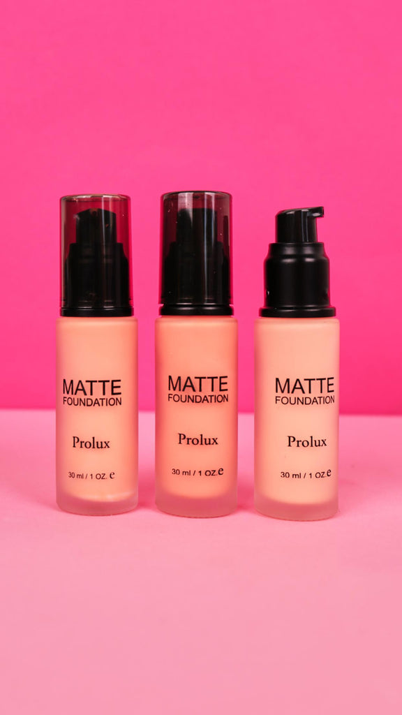 Matte Foundation