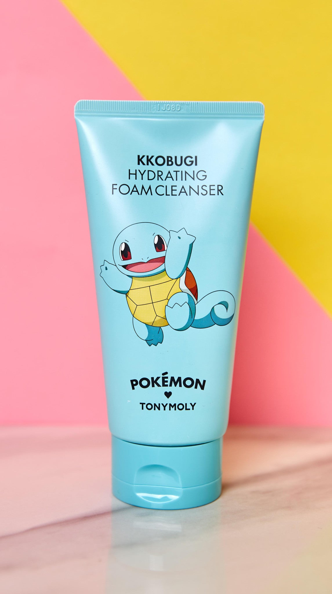Squirtle Hydrating Foam Cleanser