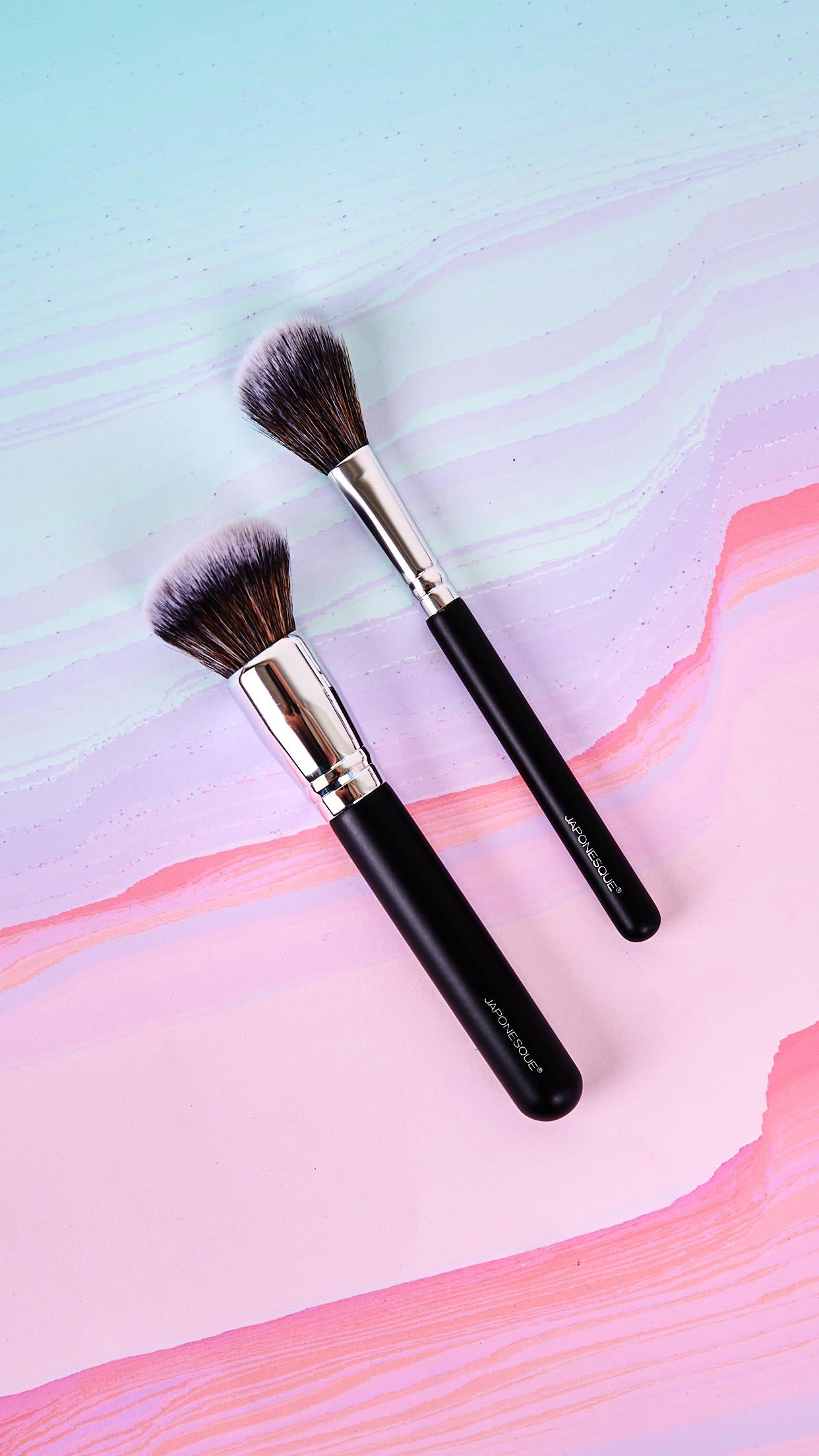 Must-Have Complexion Brush Duo