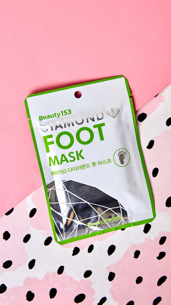 Diamond Foot Mask