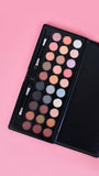 Ultra Smooth 30 Color Eyeshadow Palette