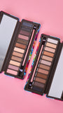 Natural Artistic Eyeshadow Palette Prima + Donna Bundle