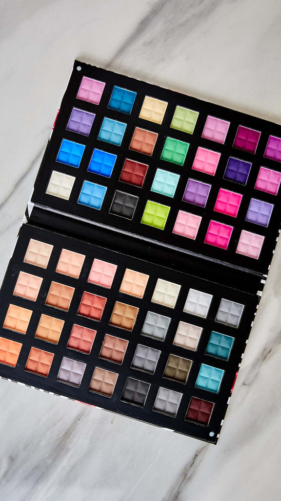 56 Color Eye Shadow Palette