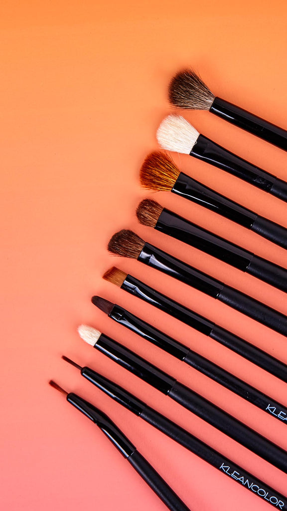 Kleancolor Eye and Lip Brushes