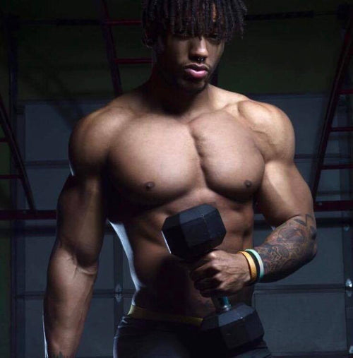 Seth Holbrook Muscle Building Workout Plan