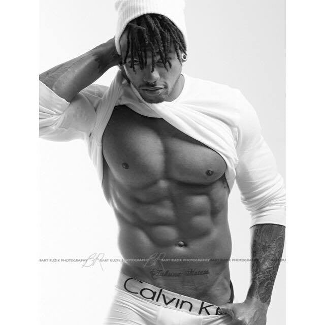 Book a Photoshoot with Fitness Model Seth Holbrook