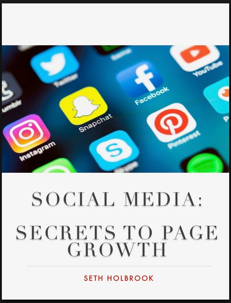 Social Media Secrets To Page Growth